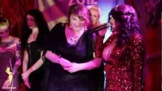 Miss Burlesque from Russia 2012 Интеллектуальный конкурс