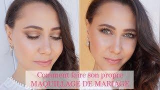 Comment faire son maquillage de mariage soi-même quand on est loin d'être une proColashood2