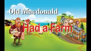 Lagu Anak  OLd MacDonald had a Farm.