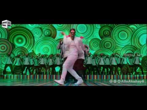 Allu Arjun's Special Dance moves