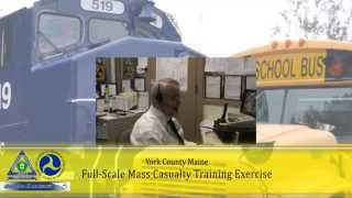 York County Maine Full-scale Training Exercise