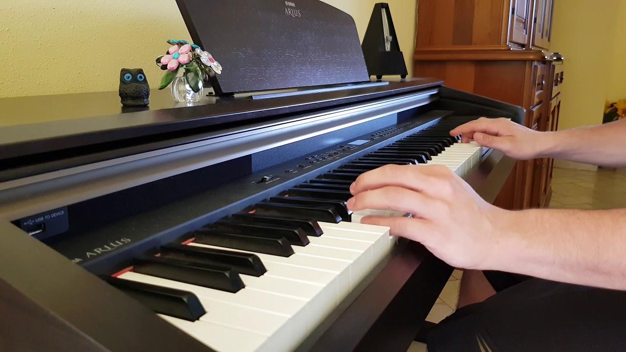 Following A Bird Ezio Bosso Piano Cover