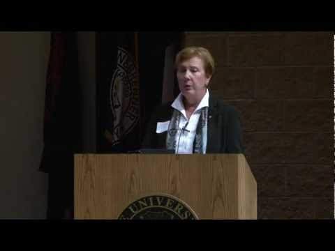 Patricia Brown - Visiting Executive Series   The University of Findlay