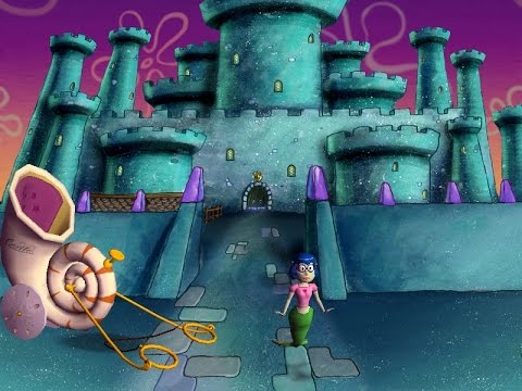 SpongeBob SquarePants The video game Chapter 3-4 thumbnail