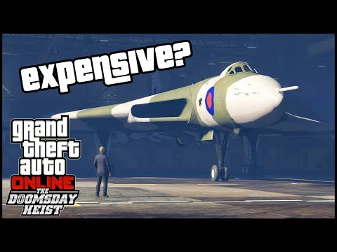 GTA Online The Doomsday Heist DLC | How much money will it cost?