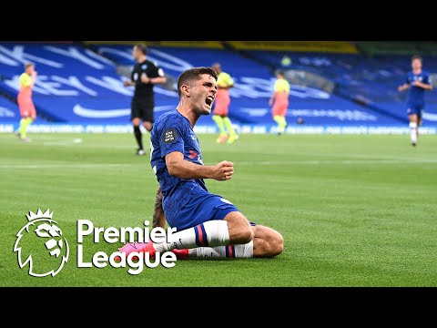 Pulisic, Chelsea Beat Man City To Seal Liverpool's Title | Premier League Update | NBC Sports