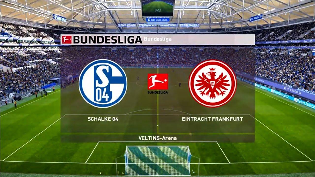 Eintracht Frankfurt Schalke 04