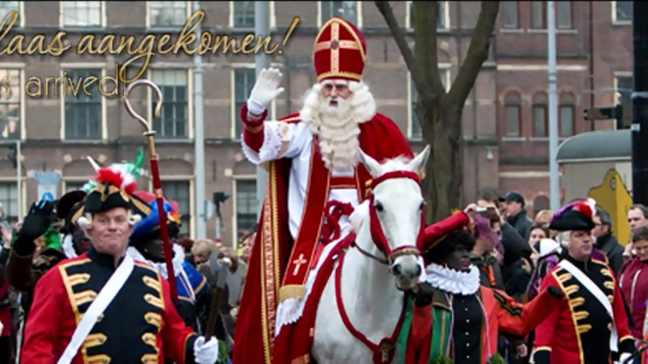 Christmas In Holland.Nu Zijt Wellekome Dutch Christmas Song Hd