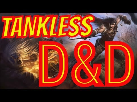 No Tank, No Problem- Running D&D Games without Filling Party Roles