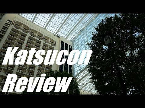 Katsucon 2017 Review