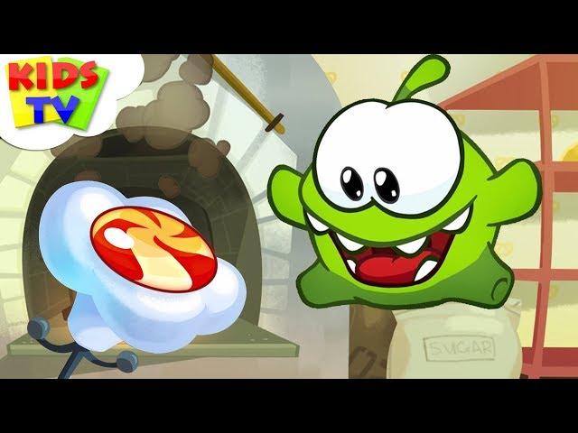 Om Nom Stories : Bakery | Unexpected Adventure | Season 3 Episode 8 | Cartoon for Kids