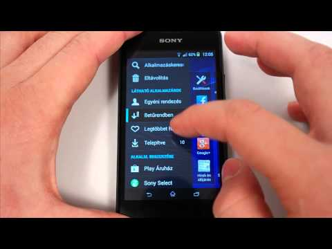 Sony Xperia E1 unboxing and hands-on