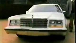 1979 Chrysler Newport Commercial w/ Hal Linden star of Barney Miller