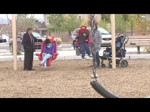 Advocate Envisions Playground Equipment For Special Needs Patrons