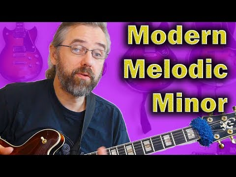 3 Melodic Minor Licks for a Modern Jazz Sound