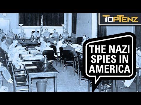 Operation Pastorius: Germanys Failed WWII American Sabotage Scheme
