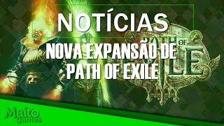 PlayStation apaga o nome da Obsidian e expansão de PATH OF EXILE disponível