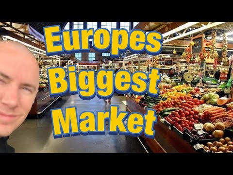 Europe's Biggest Market - Unbelievably it's in Riga Latvia!  Travel Guide by an Englishman.