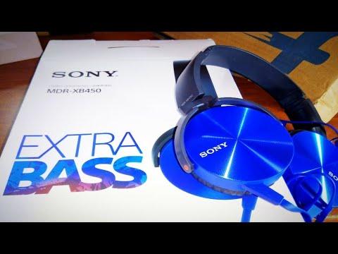 Sony MDR-XB450 Unboxing Flipkart ¦¦ EXtra Bass Headphones Hindi ¦ Best Budget headphones under 2000