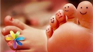 видео Уход за руками и ногами для детей