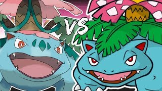 Download VENUSAUR VS MEGA VENUSAUR! - Pokemon Brick Bronze PVP Mp3