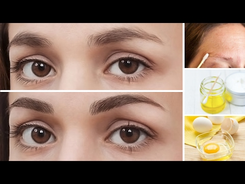 Thumbnail: How to Grow Thick Eyebrows Naturally