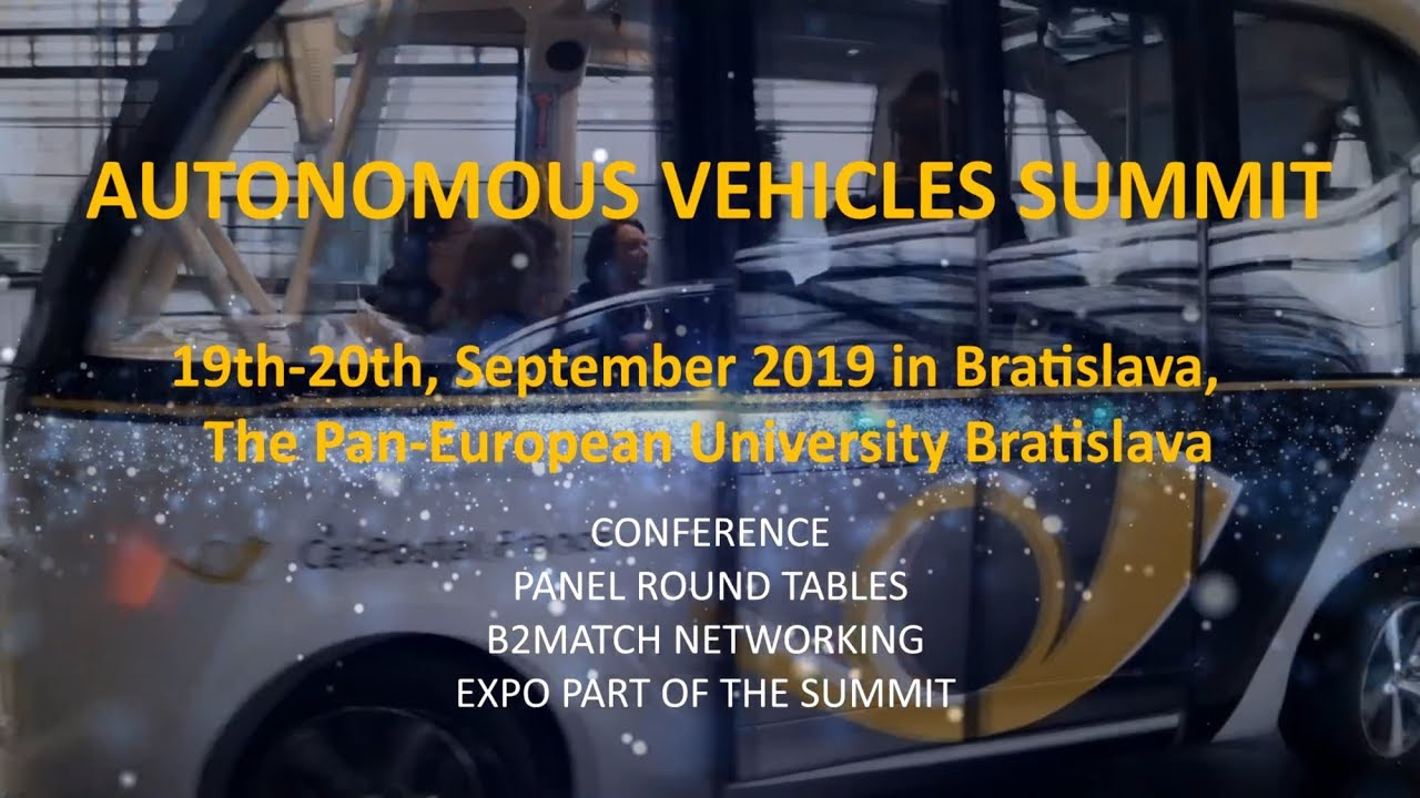 Autonomous Vehicles Summit
