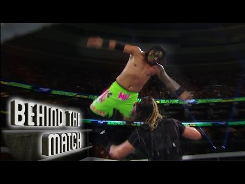 The Uso's look back at their best match - WWE Behind the Match