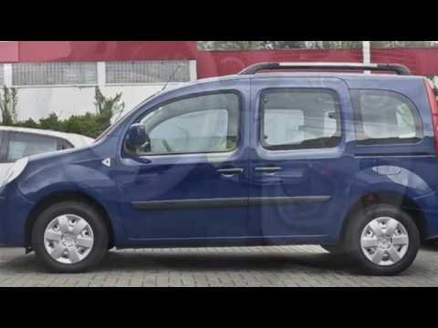 Spiegel Renault Kangoo : Renault kangoo dci happy family klima esp youtube
