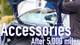MUST HAVE ACCESSORIES for your Tesla Model 3 | 🔥5,000 miles tested!🔥| Should you spend the money?