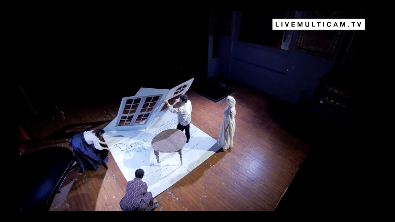 Live Multicam - Le Docteur Miracle - Salle Molière 79601