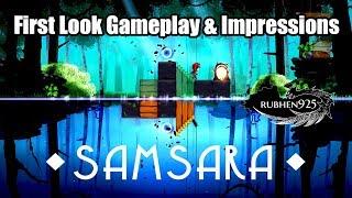 Samsara (PC) - First Look Gameplay & Impressions | A Fun little Puzzler!