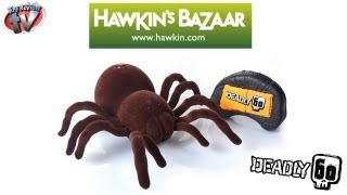 Deadly 60 Remote Control Tarantula Toy Review, Hawkin