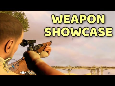 Sniper Elite 3 - ALL WEAPONS - Animations & Sounds [ALL DLC INCLUDED] |
