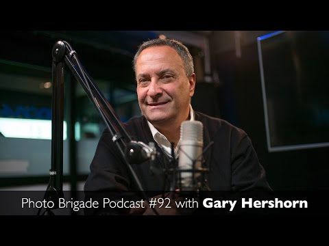 Gary Hershorn - Instagram as a Portfolio - Photo Brigade Podcast #92