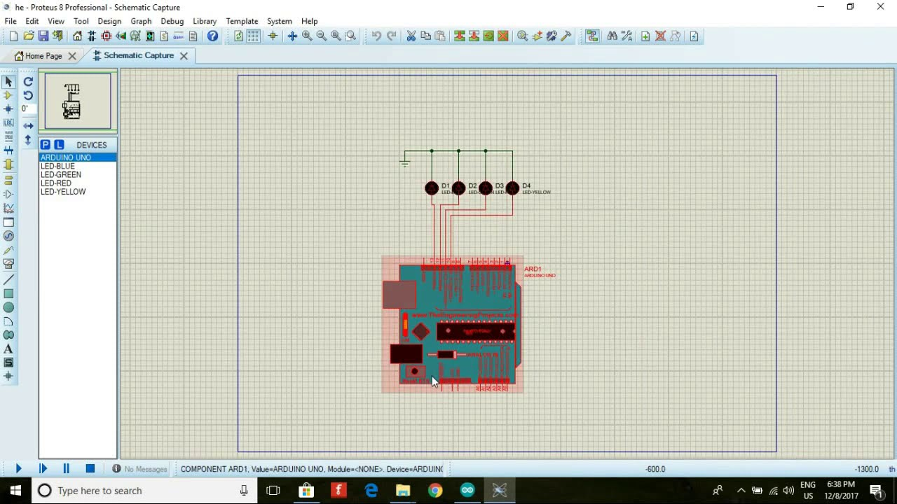 6 How to upload code in Proteus using Arduino Ide|| How to Upload  hex file  in Proteus ||
