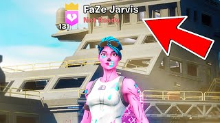 I Pretended to be FaZe Jarvis in Fortnite... (it worked)