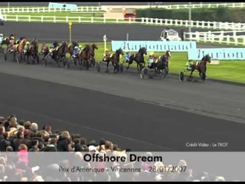 Offshore Dream   Prix d'Amérique 2007   Vincennes
