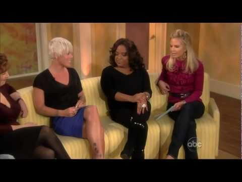 Pink Interview on The View, 10.29.08