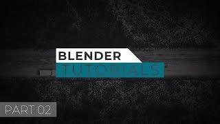 Blender 2.8 教學 #2 ViewPort概念