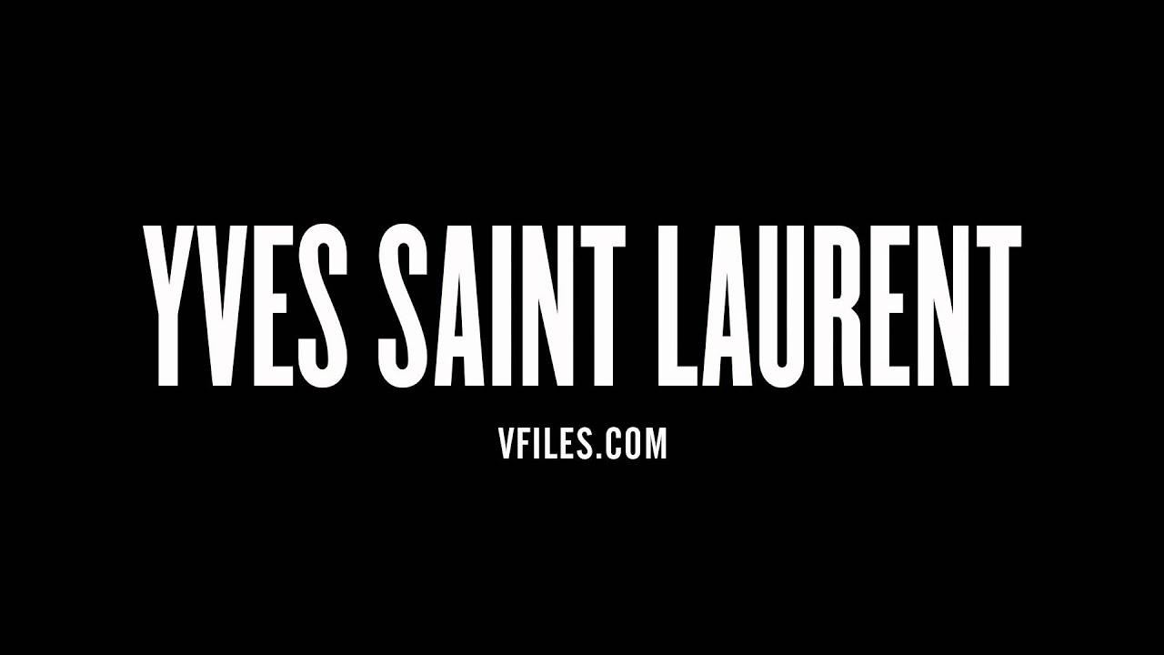 75d30c1367 How to pronounce Yves Saint Laurent