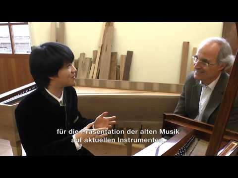 Robert Brown's Fortepiano Workshop – A Visit