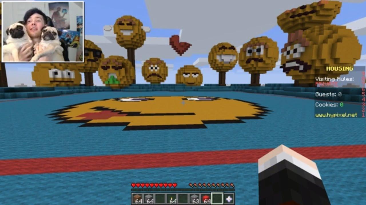 2b28394993a Dantdm Minecart | Haley loves Elan !!! | Super Minecraft Maker #8 HD ...