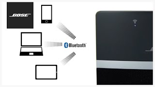 Bose SoundTouch App – Connecting with Bluetooth