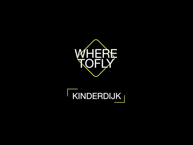 Where to Fly: Kinderdijk
