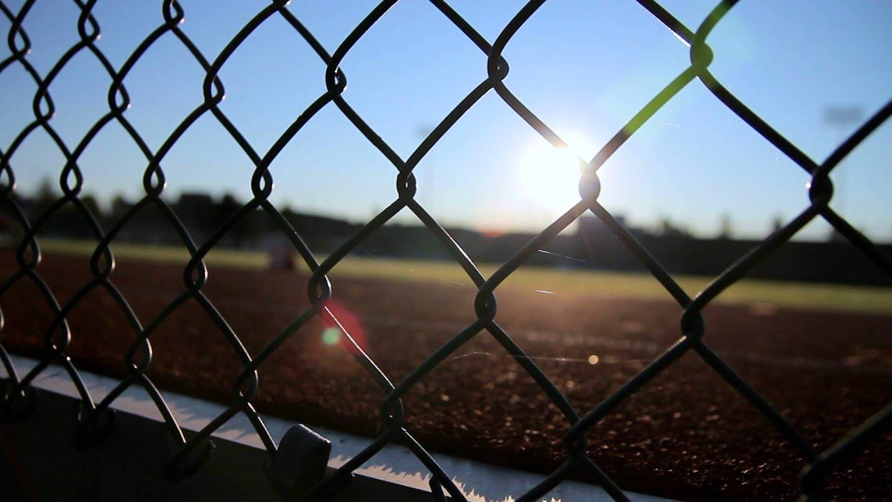 Baseball Field Fence, Install Fence for Baseball Fields, Stadiums, Festivals - YouTube