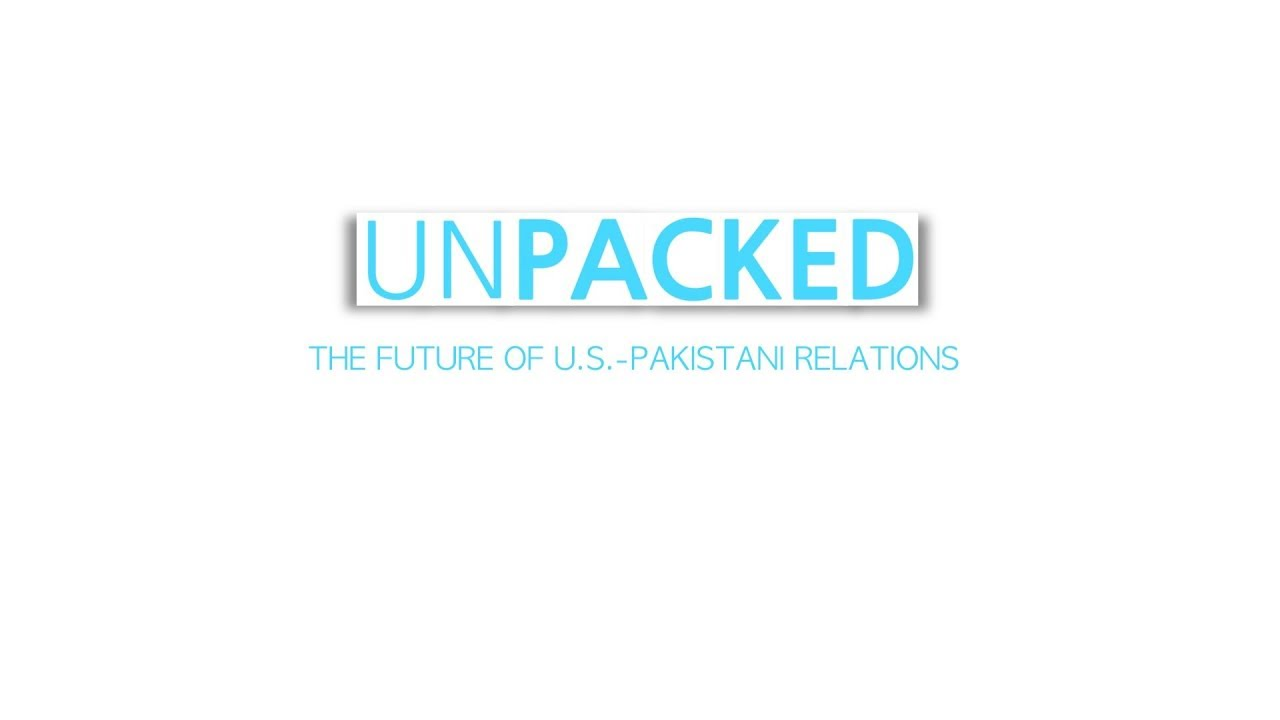 The future of U S -Pakistani Relations