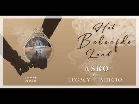 "Download ASKO - ""Het Beloofde Land"" feat. Legacy & Ahicio (Prod.ASKO)"