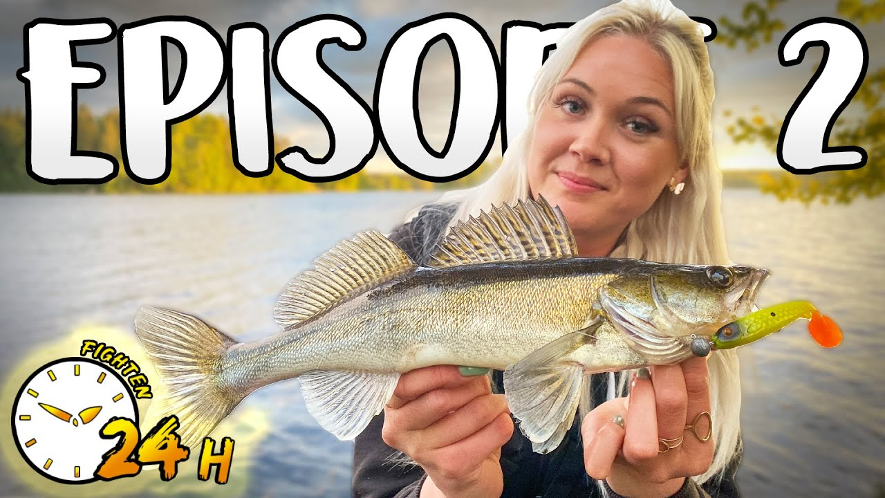 Download HOW MANY SPECIES CAN WE CATCH IN 24 HOURS? - EPISODE 2 | Team Galant