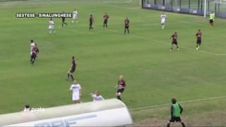 Sestese-Sinalunghese 4-2 Eccellenza Girone B